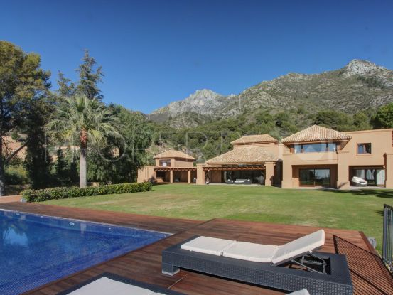 Cascada de Camojan villa for sale | Drumelia Real Estates