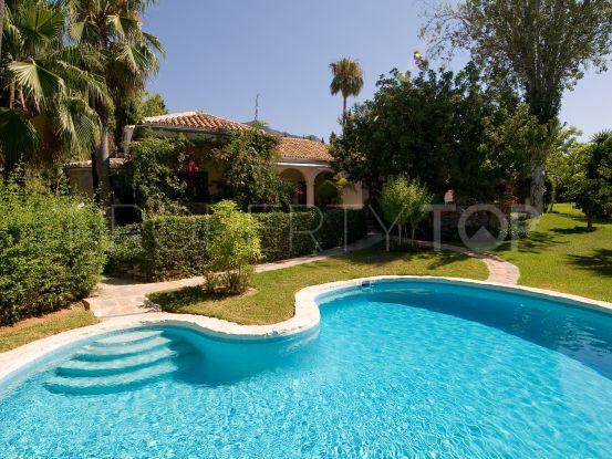 7 bedrooms Marbella Golden Mile villa | Drumelia Real Estates