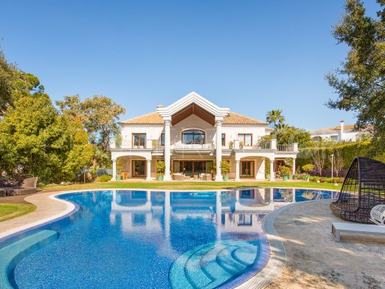 7 bedrooms villa in El Rosario, Marbella East | Drumelia Real Estates