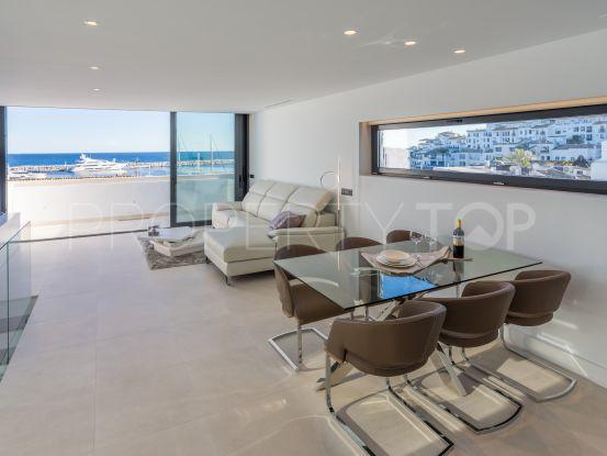 For sale duplex penthouse in Marbella - Puerto Banus | Drumelia Real Estates