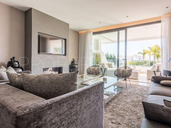 For sale 4 bedrooms ground floor duplex in Marbella Golden Mile   Drumelia Real Estates