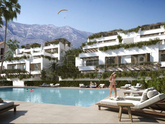 Marbella Golden Mile ground floor duplex with 3 bedrooms   Drumelia Real Estates