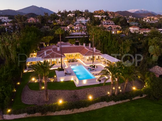 For sale La Cerquilla villa with 6 bedrooms | Drumelia Real Estates