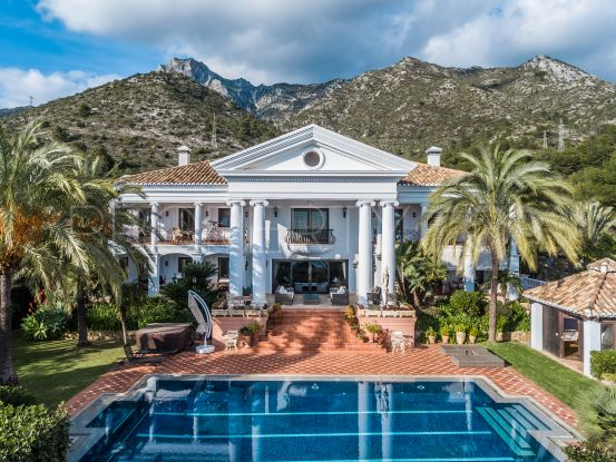 Villa en venta en Sierra Blanca de 5 dormitorios | Drumelia Real Estates