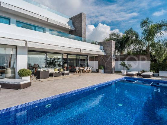 For sale Rocio de Nagüeles 4 bedrooms villa | Drumelia Real Estates