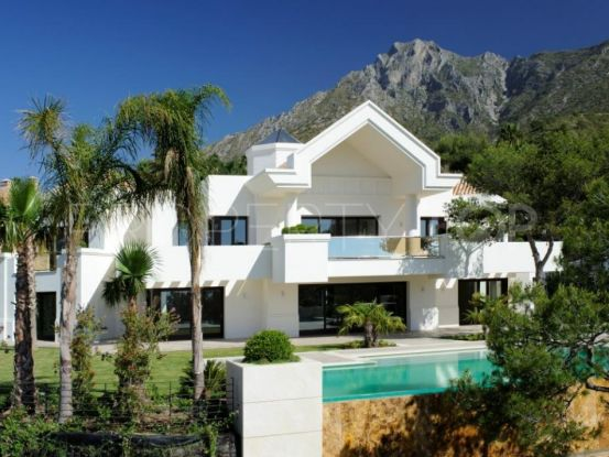 Villa for sale in Sierra Blanca with 5 bedrooms | Drumelia Real Estates