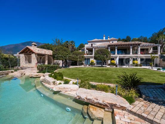 For sale La Zagaleta villa with 6 bedrooms | Drumelia Real Estates