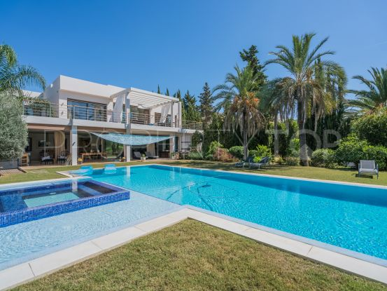 Villa with 5 bedrooms in Parcelas del Golf, Nueva Andalucia | Drumelia Real Estates