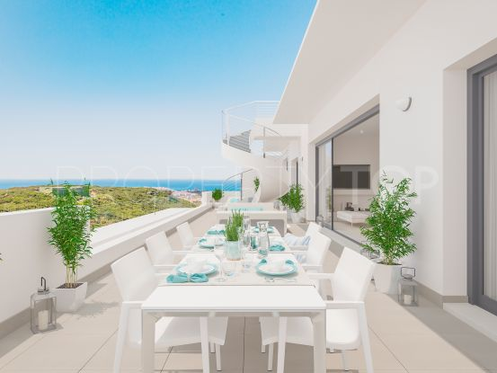 For sale penthouse in Casares Montaña with 3 bedrooms | Villa Noble