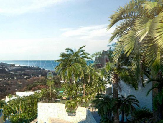 For sale Cala de Mijas penthouse with 3 bedrooms | Villa Noble