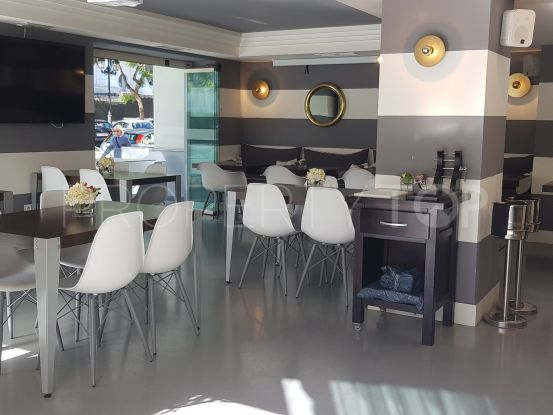 Restaurant in Marbella for sale | Villa Noble
