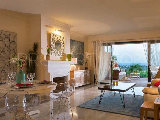 Benahavis 2 bedrooms ground floor apartment   Villa Noble
