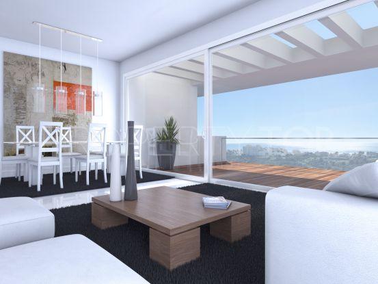 For sale 2 bedrooms ground floor apartment in Estepona Puerto   Villa Noble