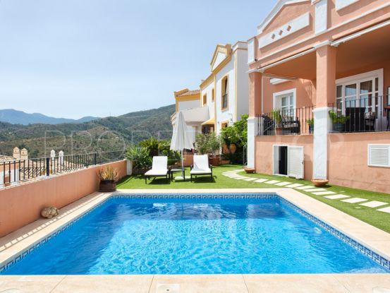 4 bedrooms town house for sale in Monte Mayor, Benahavis | Villa Noble