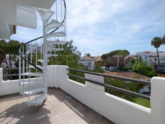 Estepona duplex penthouse for sale | Villa Noble