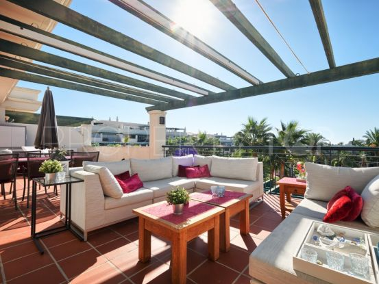 For sale duplex penthouse with 2 bedrooms in Lorcrimar, Nueva Andalucia | Villa Noble