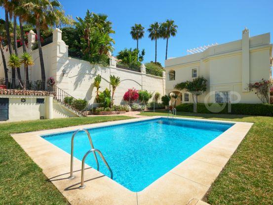 Buy town house with 3 bedrooms in La Quinta Hills, Benahavis | Villa Noble