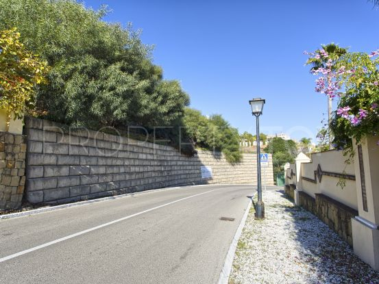For sale plot in Paraiso Alto, Benahavis | Arias-Camisón Properties