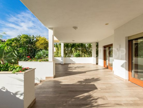 For sale Lomas del Rey 3 bedrooms ground floor apartment | Arias-Camisón Properties