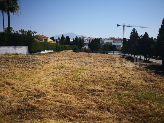 Plot for sale in El Pilar, Estepona | Arias-Camisón Properties