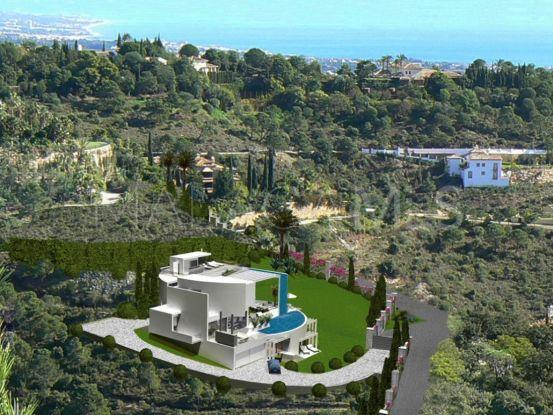 Plot for sale in El Madroñal, Benahavis   Luxury Villa Sales