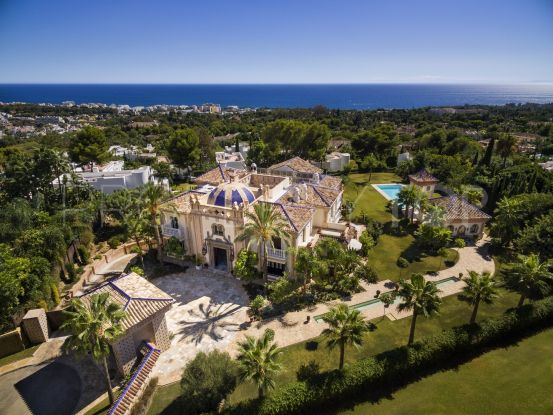 Buy 5 bedrooms mansion in Sierra Blanca, Marbella Golden Mile | Luxury Villa Sales