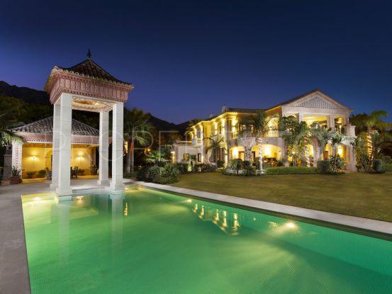 Buy Sierra Blanca 5 bedrooms mansion | Luxury Villa Sales