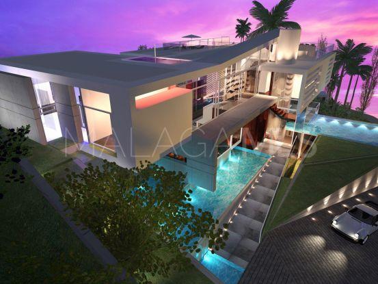 For sale plot in El Madroñal with 7 bedrooms   Luxury Villa Sales