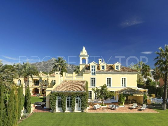 8 bedrooms villa in Aloha, Nueva Andalucia | Luxury Villa Sales