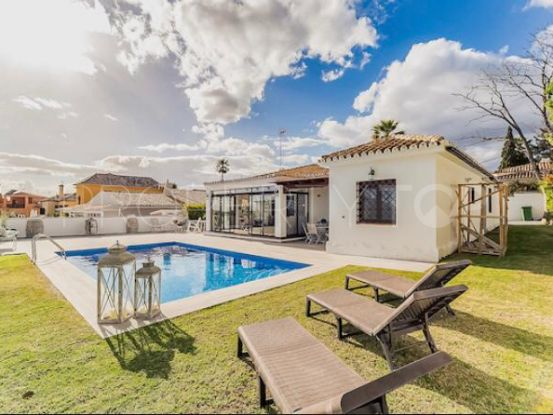 Chalet with 3 bedrooms for sale in San Pedro de Alcantara | Amigo Inmobiliarias