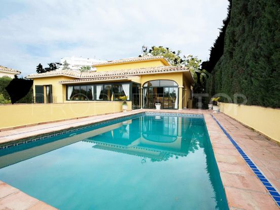 Villa with 4 bedrooms for sale in Guadalmina Alta | Amigo Inmobiliarias
