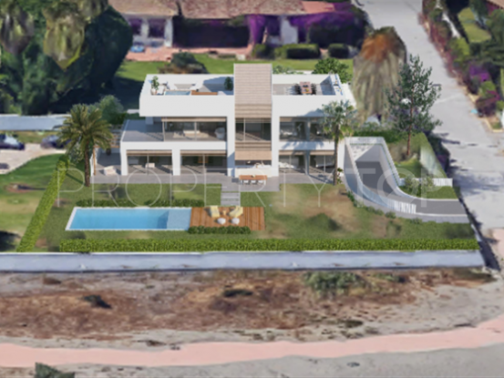 New Golden Mile villa for sale | Dream Property Marbella