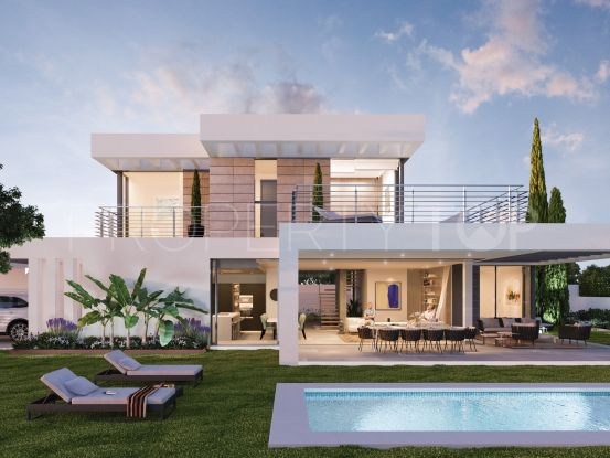 Buy villa with 3 bedrooms in Cancelada, Estepona   Dream Property Marbella