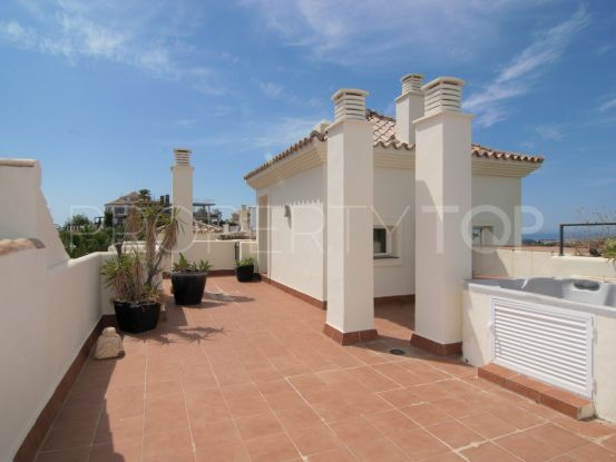 For sale duplex penthouse in Los Arqueros with 4 bedrooms | Magna Estates