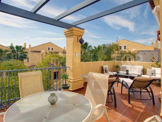 Duplex penthouse for sale in Nagüeles, Marbella Golden Mile | Magna Estates