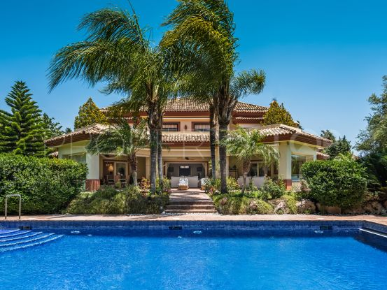 For sale Guadalmina Baja villa | Magna Estates