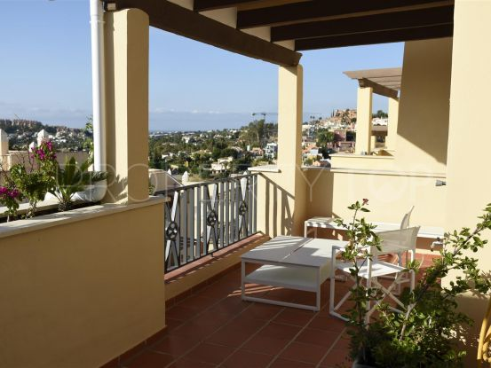 For sale duplex penthouse with 2 bedrooms in Aloha Real | Magna Estates