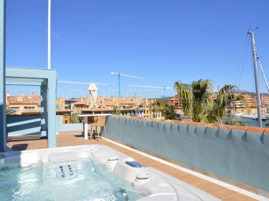 Penthouse for sale in Ribera del Delfin with 3 bedrooms | BM Property Consultants