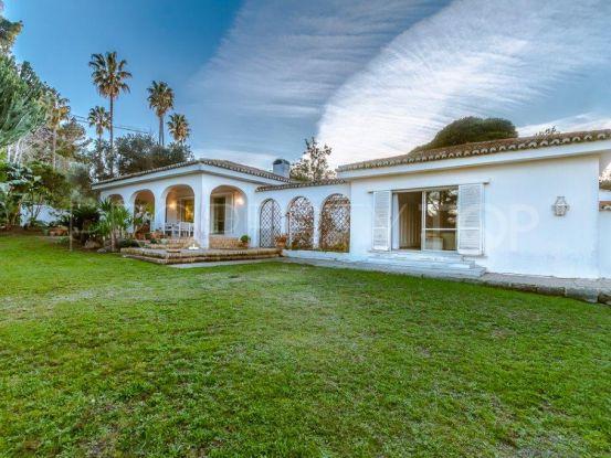 For sale Sotogrande Costa villa with 2 bedrooms | BM Property Consultants