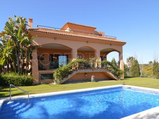 For sale Sotogrande Alto villa with 4 bedrooms | BM Property Consultants