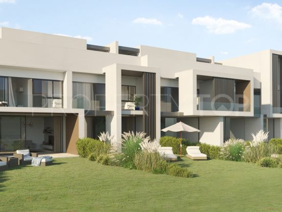 For sale town house with 3 bedrooms in San Roque Golf | BM Property Consultants