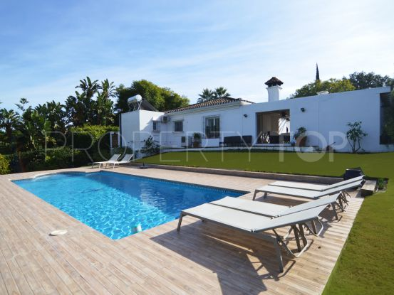 4 bedrooms Sotogrande Costa villa for sale | BM Property Consultants