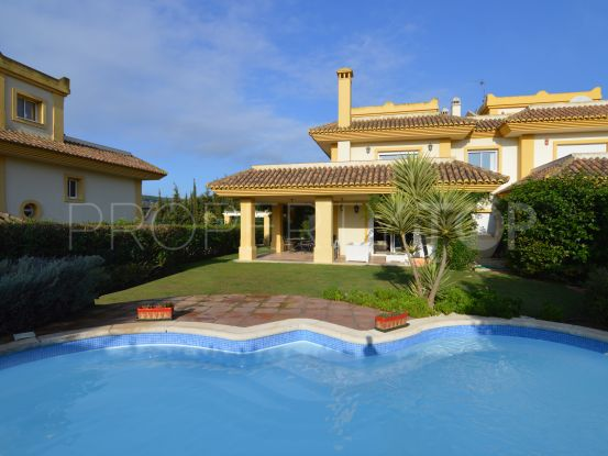 For sale semi detached house in San Roque Club | BM Property Consultants