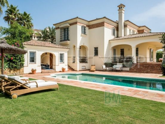 6 bedrooms villa in Sotogrande Alto for sale | BM Property Consultants