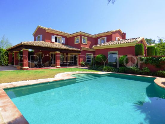 For sale 4 bedrooms villa in Sotogrande Costa | BM Property Consultants