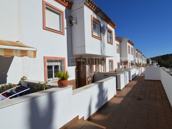 3 bedrooms Guadiaro town house | BM Property Consultants