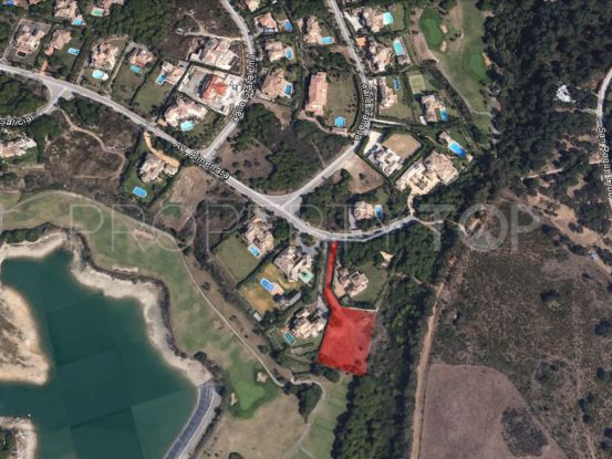 For sale plot in Sotogrande Alto | BM Property Consultants