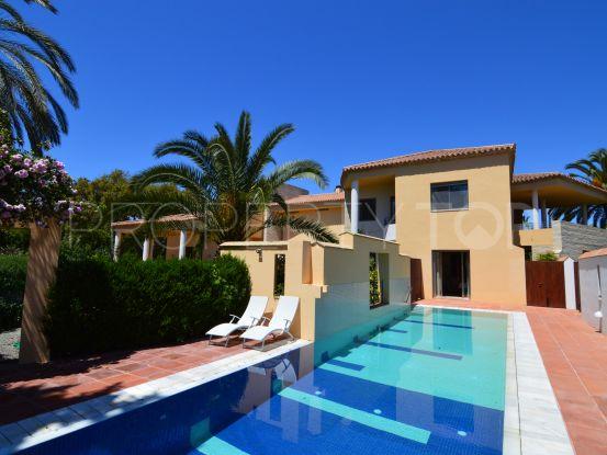 Villa in Sotogrande Costa for sale | BM Property Consultants