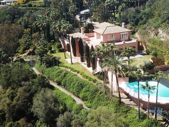 Villa in Sotogrande Alto with 5 bedrooms | BM Property Consultants