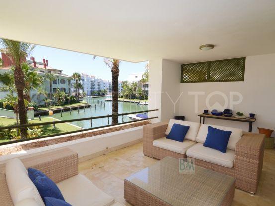 Apartment for sale in Marina de Sotogrande | BM Property Consultants